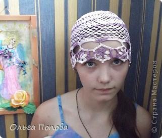 Шапочка для Варюши. фото 1