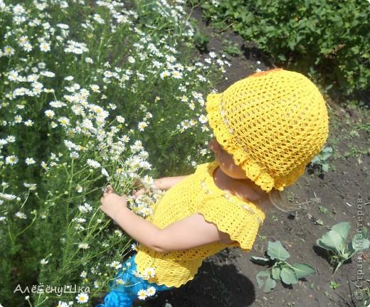 маечка и шляпка фото 1