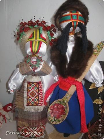 Сладкая парочка - Семён и Одарочка. фото 1