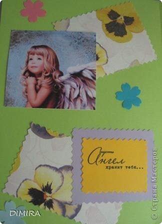 Здравствуйте, дорогие гости! Хочу похвастаться вам своими открыточками. Очень понравилось их делать, а еще больше - дарить. Простите, если фоток много, хочеться показать со всех сторон. Первая - на годик соседскому мальчику. фото 21