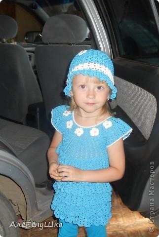 сарафан и шляпка фото 4
