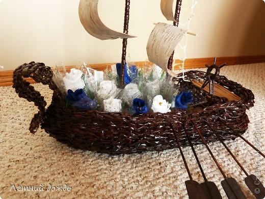 Мой корабль загружен конфетами и готов к отплытию. фото 4