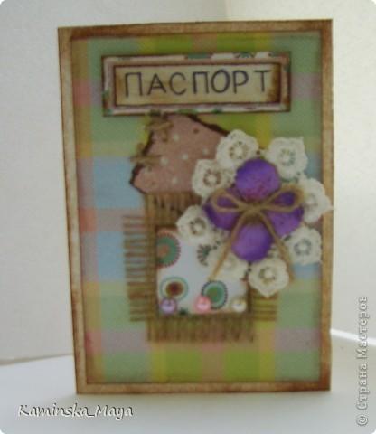 """Юля  http://stranamasterov.ru/node/383654?c=new уже писала о заданиях одного из клубов под общим названием """"Авантюра"""". Задания даются по этапам, не зная, что будет на выходе.  Вот такая у меня получилась открытка, фото 2"""
