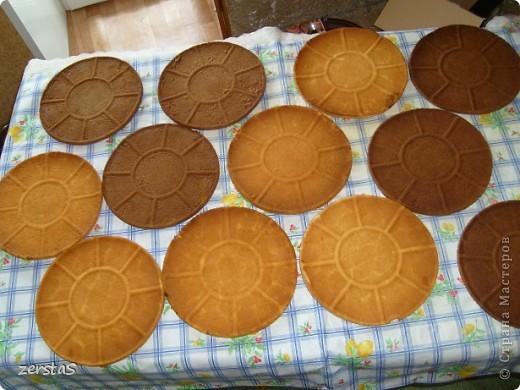 У дочки День Рождения, ну не успевали мы испечь торт. фото 2