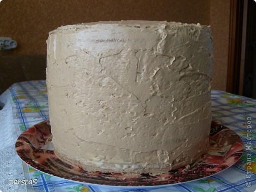 У дочки День Рождения, ну не успевали мы испечь торт. фото 3
