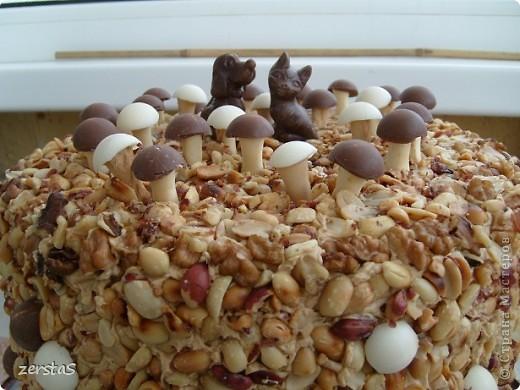 У дочки День Рождения, ну не успевали мы испечь торт. фото 5
