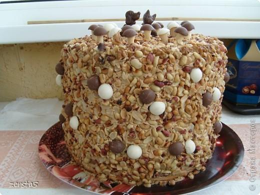 У дочки День Рождения, ну не успевали мы испечь торт. фото 1