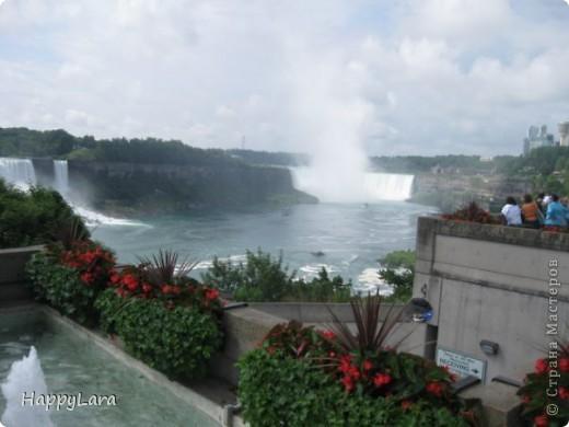 Вообщем вот такая клумба высажена около водопада... и ТАк, далее с Самого начала=) фото 14