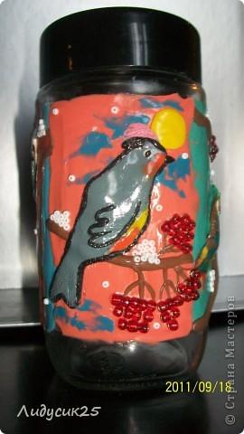 вот мои птички из пластелина и бессера фото 2