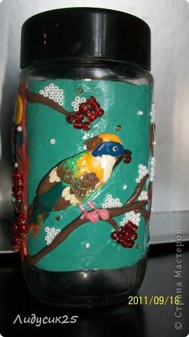 вот мои птички из пластелина и бессера фото 3