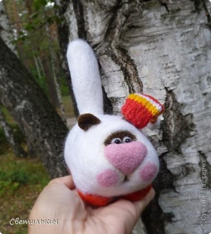Ёжик Кирюша и Снежок фото 9