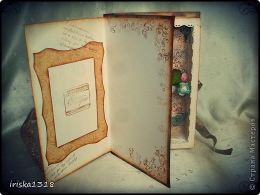 Подарочная коробка для свадебной книги фото 10