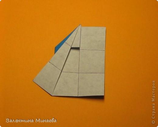 Сегодня МК кусудамы Нептун. Спасибо Юнии за название  этого сонобика.  Нептун (Neptune) автор: Валентина Минаева (Valentina Minayeva) для бумаги с двусторонним эффектом, на тройной сетке 30 модулей 10,0 х 10,0, диаметр - 10,5 см без клея Добавила ссылку на видеосборку модуля кусудамы Нептун: http://www.youtube.com/watch?v=y_MTnvNE-ek&feature=youtu.be  фото 7