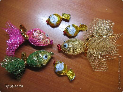 Добрый день! Кто хочет аквариум с рыбками, но не может себе позволить этого-сделайте сладкую альтернативу! И полюбоваться можно и съесть рыбок потом, даже не приготовив их! фото 10