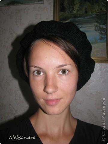 Шапочка и шарф-спиралька фото 4