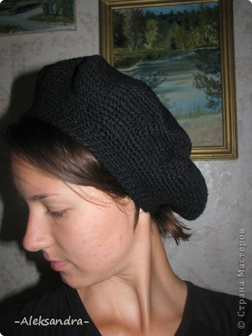 Шапочка и шарф-спиралька фото 5
