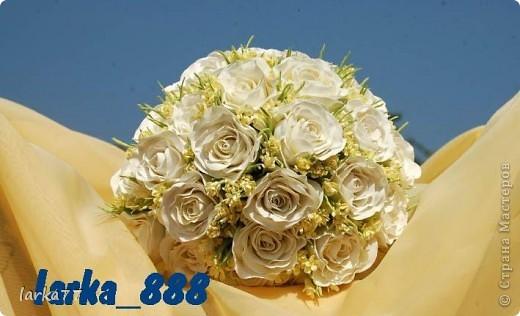 Цветы из пористой резины(фоамиран),продолжаю выставлять свои работы фото 4