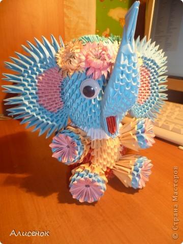 Вот такой слоник у меня получился)))) фото 1