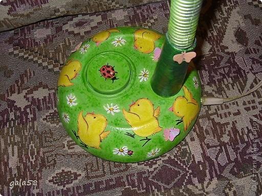 Здравствуйте!!!!Вот и лампа для кумы готова. фото 6