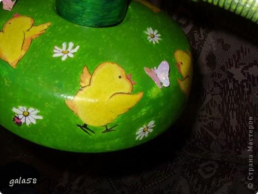 Здравствуйте!!!!Вот и лампа для кумы готова. фото 4