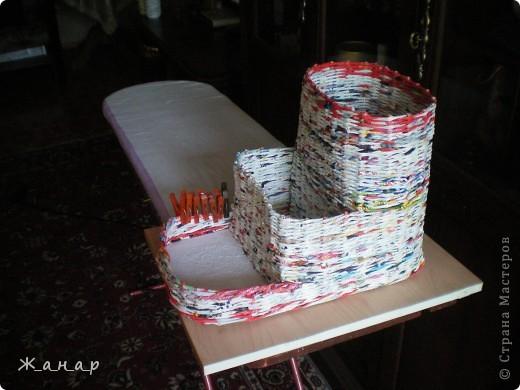 Моя первая коробка в пастельных тонах (большая-30смх40см) фото 4