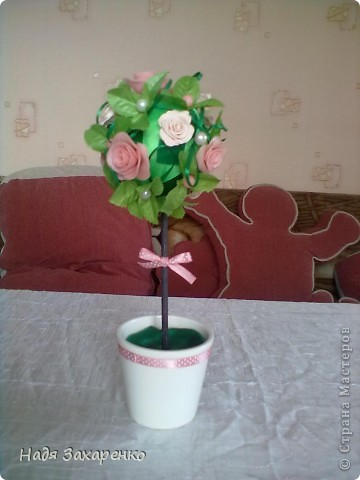 Деревце на удачу. фото 1