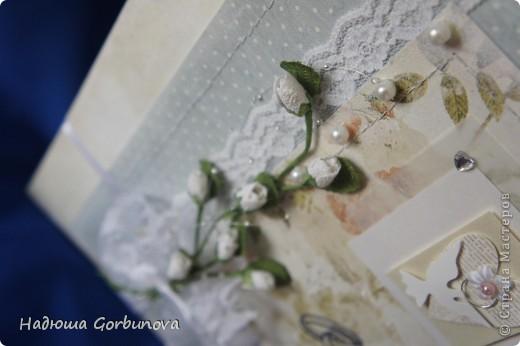 Такой вот свадебный комплект сотворился за пять вечеров фото 6
