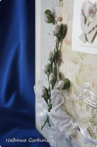 Такой вот свадебный комплект сотворился за пять вечеров фото 7