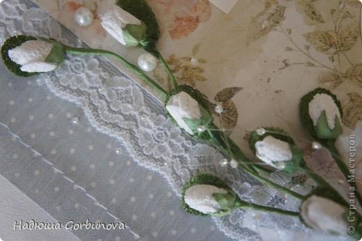 Такой вот свадебный комплект сотворился за пять вечеров фото 8