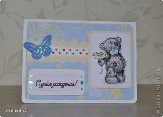 Свадебная открыточка на заказ  фото 2