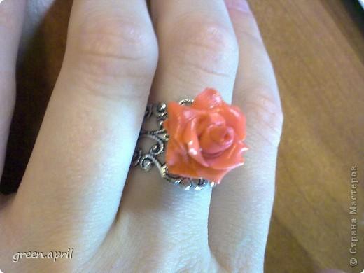 """Кольцо """"Beauty"""" фото 3"""