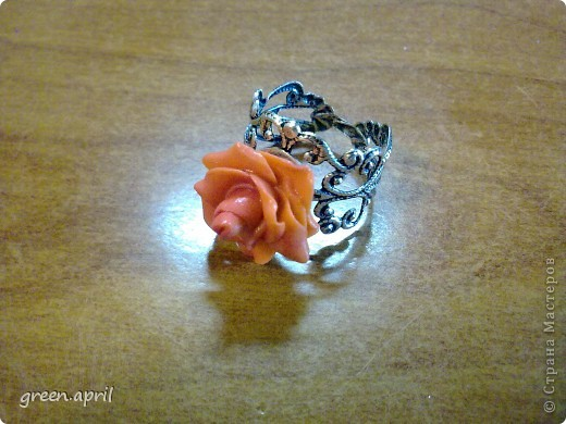"""Кольцо """"Beauty"""" фото 1"""