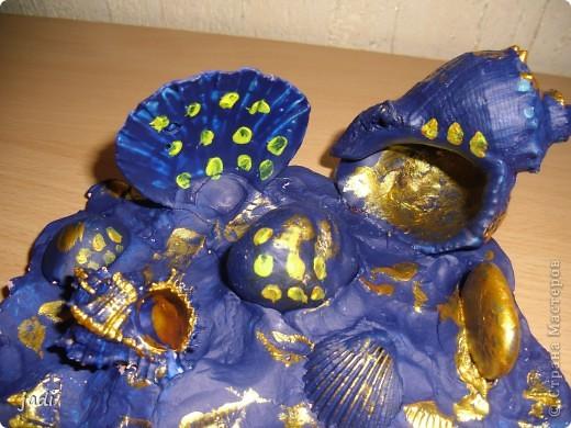 Это подводные дома из ракушек с окошечками. фото 2