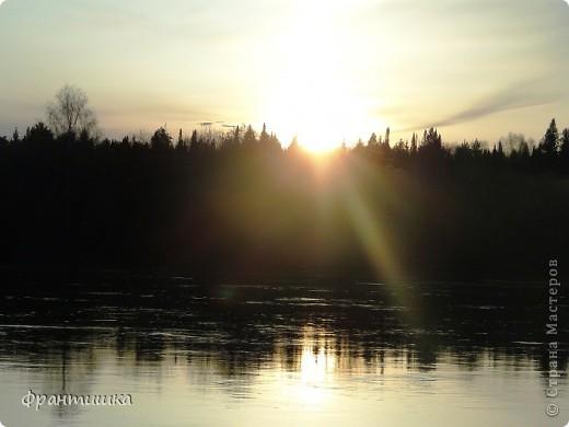 Закат над Камой. фото 1