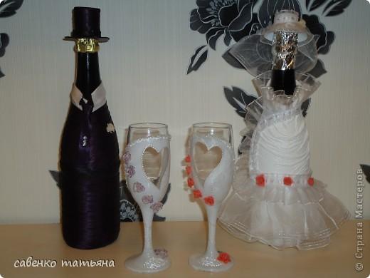 и снова свадьба!Почти все мои клиенты хотят видеть , почему то, именно в  образе жениха и невесты.  фото 6