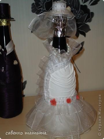 и снова свадьба!Почти все мои клиенты хотят видеть , почему то, именно в  образе жениха и невесты.  фото 2