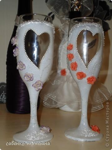и снова свадьба!Почти все мои клиенты хотят видеть , почему то, именно в  образе жениха и невесты.  фото 4