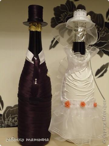 и снова свадьба!Почти все мои клиенты хотят видеть , почему то, именно в  образе жениха и невесты.  фото 1