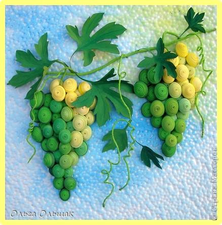 Сегодня я приготовила новое угощение-виноград. фото 5