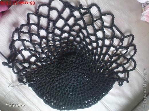 Интерьер Мастер-класс Вязание крючком Макраме Плетение мастер класс по плетению кресла часть 1 Шпагат фото 6