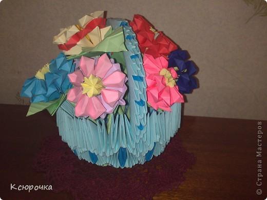 Просто вазочка с цветами. фото 3