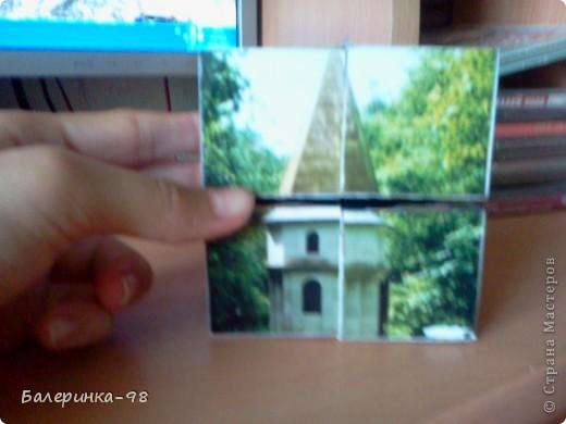 Вот мой первый МК, извините за качество фото, фотографировала на телефон (у зеркалки аккумуляторы разрядились). Если Вы видели похожую идею в СМ, напишите, я удалю свой мк, просто не знаю как правильно это назвать фото 20