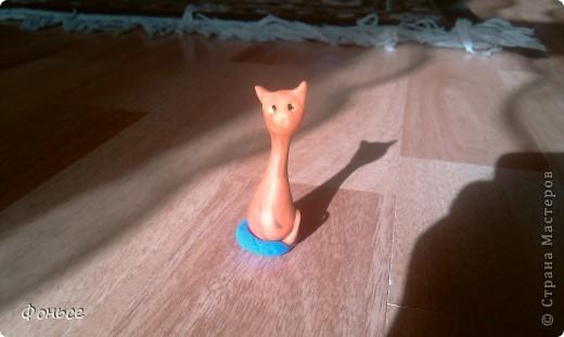 Добрый вечер! Семейка кошек хочет рассказать вам о себе - они любят делать свечи, выращивать цветы и лаподельничать! А как они живут вы узнаете прямо сейчас! фото 14