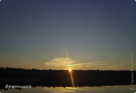 Закат над Камой. фото 5