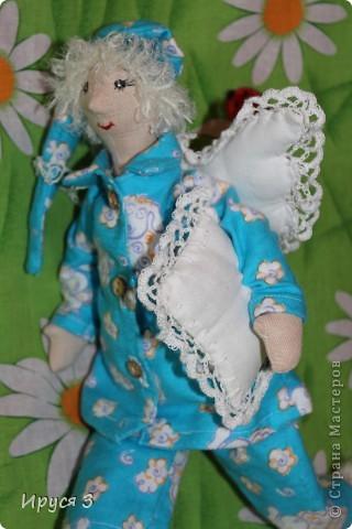 Ангелочка сплела на 14 коклюшках -)))  фото 7