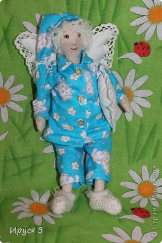 Ангелочка сплела на 14 коклюшках -)))  фото 8