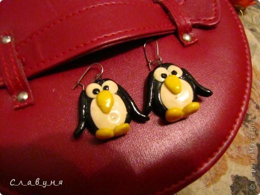 Веселые пингвинчики)