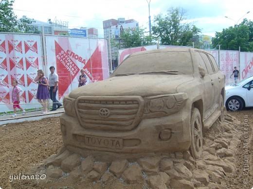 """В июне этого года мы с семьей побывали на фестивале """"Белые ночи"""" в Перми. Предлагаю вашему вниманию серию фотографий с изображением песчаных скульптур. фото 11"""