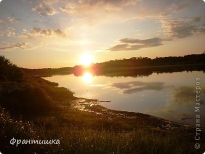 Закат над Камой. фото 18