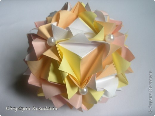 мой первый юбилей - десятая куся. Lotus crown by Maria Sinayskaya фото 2